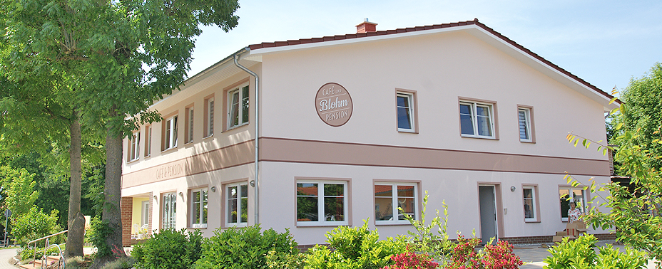 Café & Pension Blohm